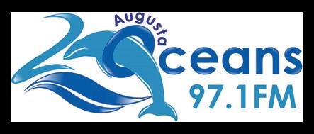 2oceansFM Radio Logo