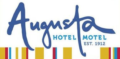 Augusta Hotel Motel Colour Logo