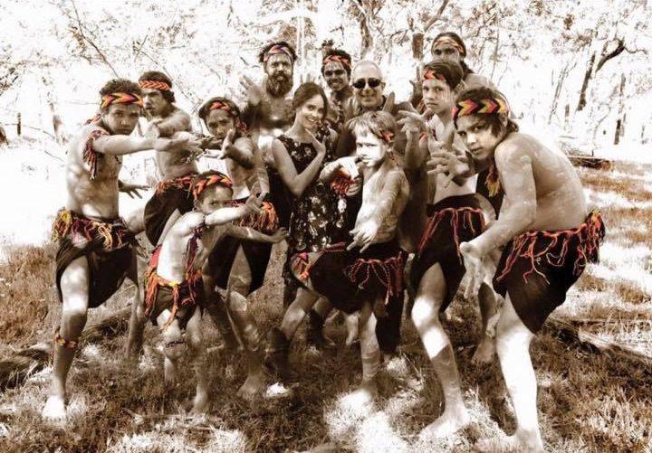 Bindjareb Middars Dancers Photo
